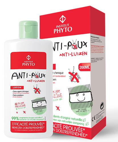 Lotion Anti-Poux Sans Agent Chimique 200 ml