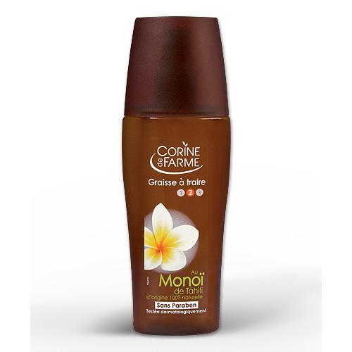 Uierzalfspray met Monoï van Tahiti 150 ml