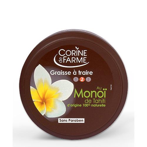Uierzalf met Monoï van Tahiti in pot 150 ml