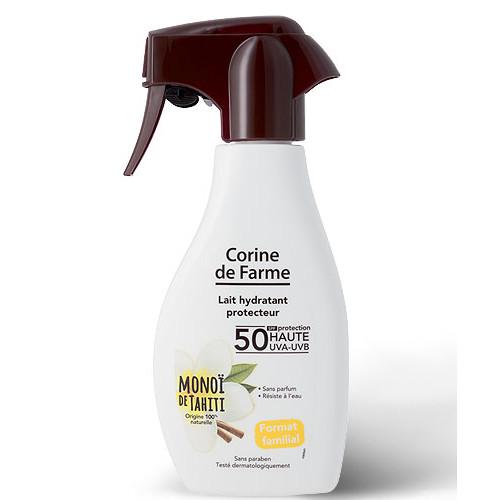 Hydraterende beschermende spray SPF50 Gezinsformaat