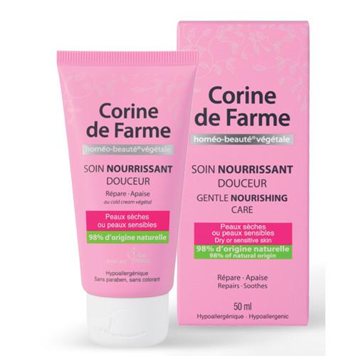 Verzachtende Voedende Verzorging - Herstelt en Verzacht met Plantaardige Cold Cream voor de Droge Huid 50 ml