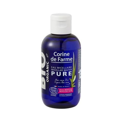 Eau micellaire Pure - Certifiée Bio- Format pocket