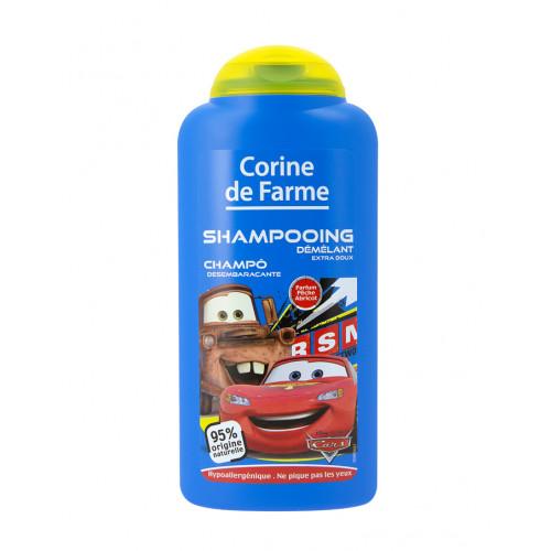 Ontwarrende extrazachte shampoo Cars
